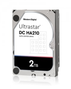Western Digital Ultrastar HUS722T2TALA604 3.5 2000 GB Serial ATA III