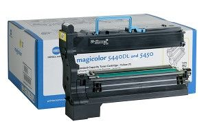 Konica Minolta Toner Yellow for MagiColor 5440DL/5450