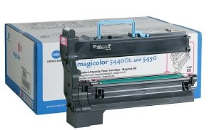 Konica Minolta Magenta Toner for MagiColor 5440DL/5450