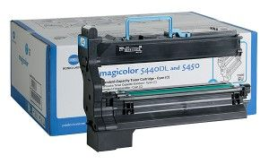 Konica Minolta Toner Cyan for MagiColor 5440DL/5450