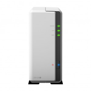 Synology DiskStation DS120j 88F3720 Ethernet LAN Tower Grey NAS