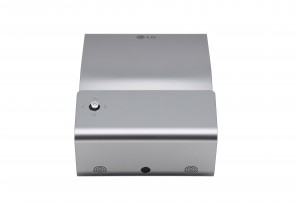 LG PH450UG data projector 450 ANSI lumens DLP 720p (1280x720) 3D Portable projector Silver