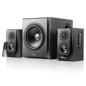 Edifier S351DB speaker set 2.1 channels 150 W Black