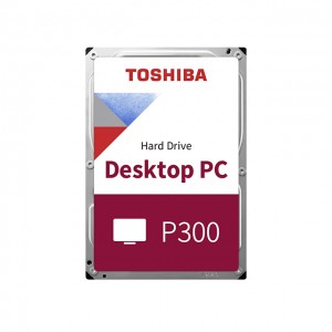TOSHIBA 3,5*BULK* P300 High-Performance Hard Drive 4TB SATA