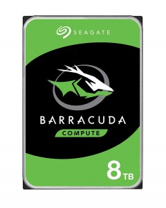 Seagate Barracuda ST8000DM004 internal hard drive 3.5 8000 GB Serial ATA III