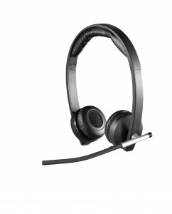 Logitech H820e Headset Head-band Black