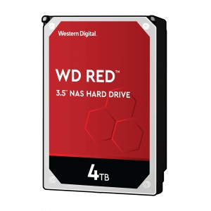 Western Digital Red 3.5 4000 GB Serial ATA III