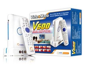 Compro VideoMate V600 Analog VGA Plug