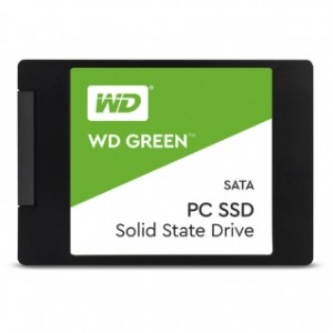 Western Digital WD Green 2.5 480 GB Serial ATA III SLC