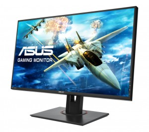 ASUS VG278QF 68.6 cm (27) 1920 x 1080 pixels Full HD LED Black
