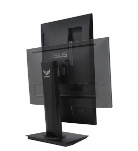 ASUS TUF Gaming VG249Q 60.5 cm (23.8) 1920 x 1080 pixels Full HD LED Black
