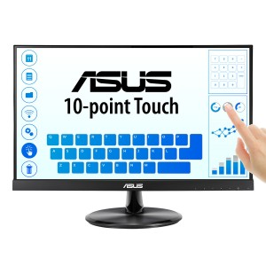 ASUS VT229H 54.6 cm (21.5) 1920 x 1080 pixels Full HD Black