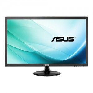 ASUS VP228HE 54.6 cm (21.5) 1920 x 1080 pixels Full HD Black