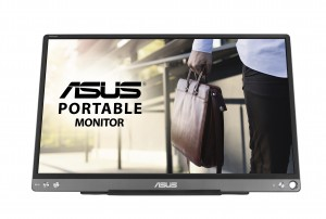 ASUS ZenScreen MB16ACE 39.6 cm (15.6) 1920 x 1080 pixels Full HD LED Grey