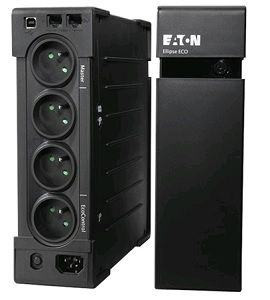 Eaton Ellipse ECO 650 FR uninterruptible power supply (UPS) Standby (Offline) 650 VA 400 W 4 AC outlet(s)