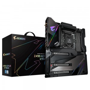 Gigabyte Z490 AORUS XTREME motherboard LGA 1200 Extended ATX