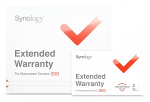 Synology EW202 warranty/support extension