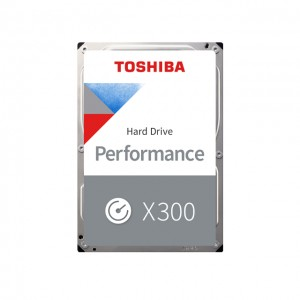 Toshiba X300 3.5 8000 GB Serial ATA III
