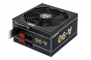 Chieftec GDP-650C power supply unit 650 W 20+4 pin ATX PS/2 Black