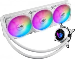 ASUS ROG Strix LC 360 RGB White Edition computer liquid cooling Processor