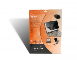 Dicota D30124 display privacy filters 39.6 cm (15.6)