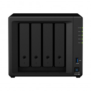 Synology DiskStation DS920+ NAS/storage server J4125 Ethernet LAN Mini Tower Black