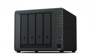 Synology DiskStation DS420+ NAS/storage server J4025 Ethernet LAN Desktop Black