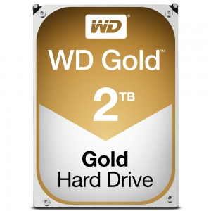 Western Digital Gold 3.5 2000 GB Serial ATA III