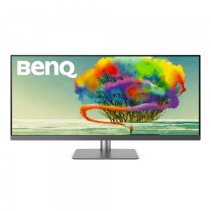 Benq PD3420Q 86.4 cm (34) 3440 x 1440 pixels Quad HD LED Grey