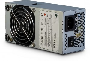 Inter-Tech TFX-300W power supply unit 20+4 pin ATX