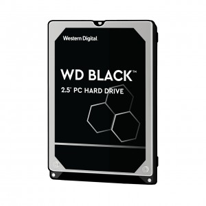 Western Digital WD_Black 2.5 500 GB Serial ATA III