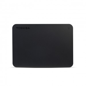 Toshiba Canvio Basics USB-C external hard drive 2000 GB Black