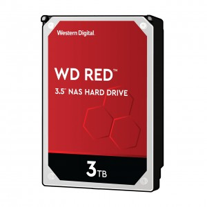 Western Digital Red 3.5 3000 GB Serial ATA III