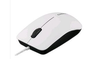 CHERRY MC 1000 mouse Ambidextrous USB Type-A Optical 1200 DPI
