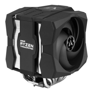 ARCTIC Freezer 50 TR - Dual Tower CPU Cooler for AMD Ryzen Threadripper with A-RGB