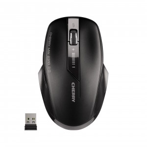 CHERRY MW 2310 2.0 mouse Ambidextrous RF Wireless Optical 2400 DPI