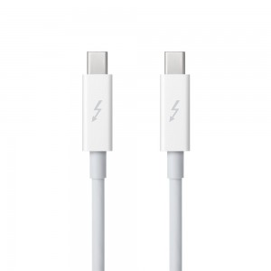 Apple Thunderbolt 0.5m White