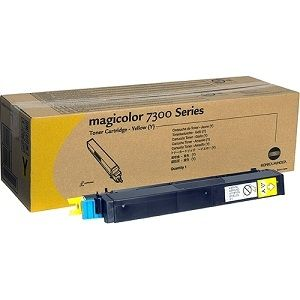 Konica Minolta Toner Yellow for MagiColor 7300 Original