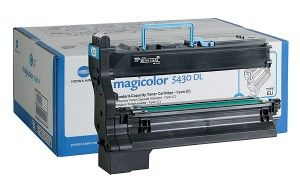 Konica Minolta Toner Magenta for MagiColor 5430 Original